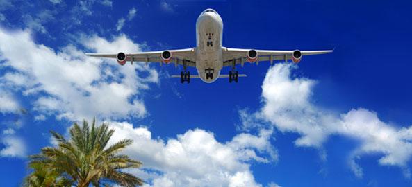 Blisko lotniska Francja