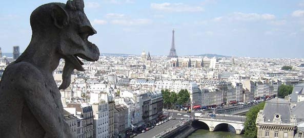 Blisko centrum Francja