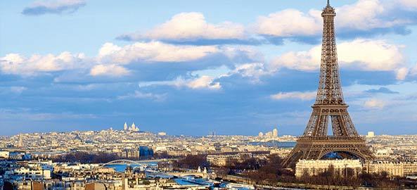 City breaks Francja