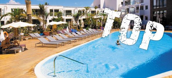 Najlepsze hotele Francja