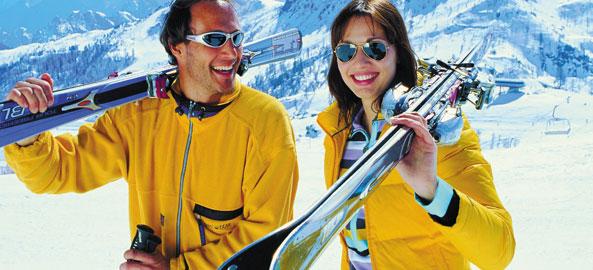 Wyjazdy na narty Francja
