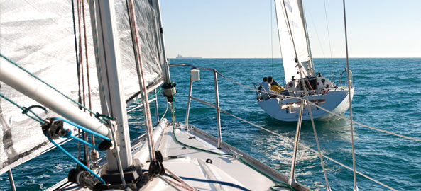 Rejsy żeglarskie Francja